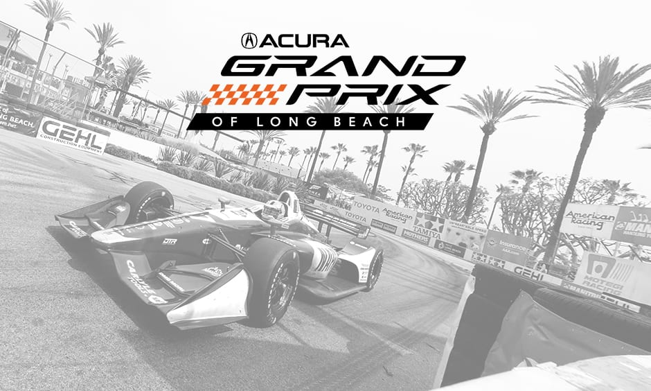 Acura new title sponsor of Long Beach Grand Prix