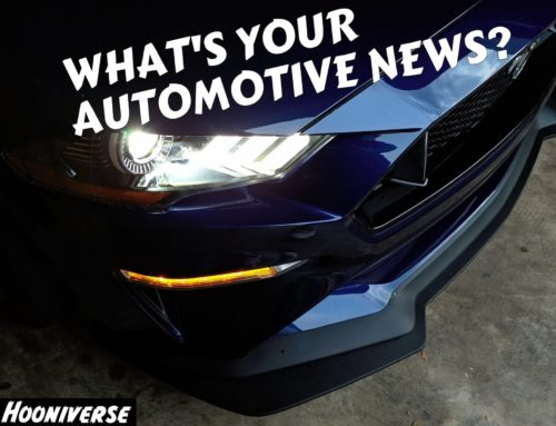 What Was Your Automotive News for the Week?
