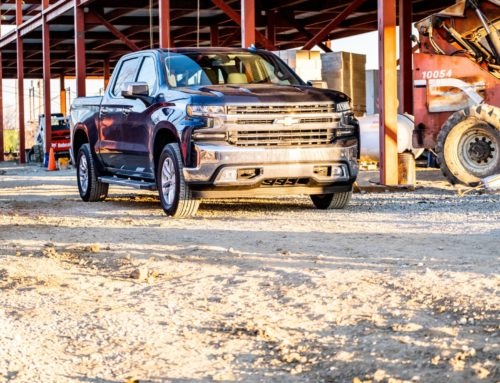 2019 Chevrolet Silverado 1500: Phoning It In On A Flip Phone