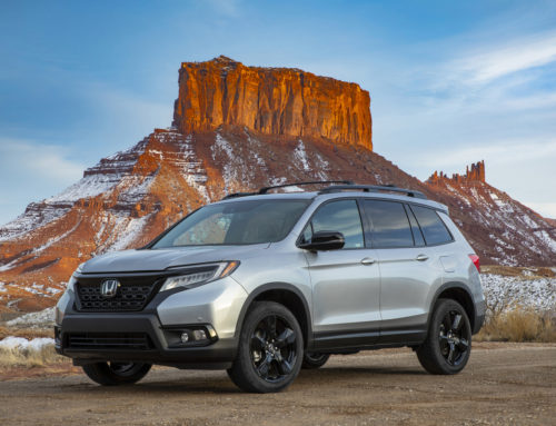 Quick Spin: 2019 Honda Passport