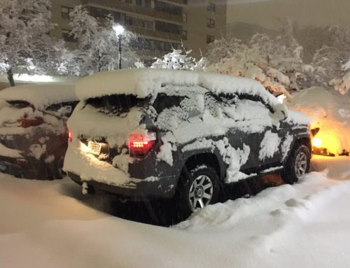 Hooniverse Asks: Do you commute in the snow?