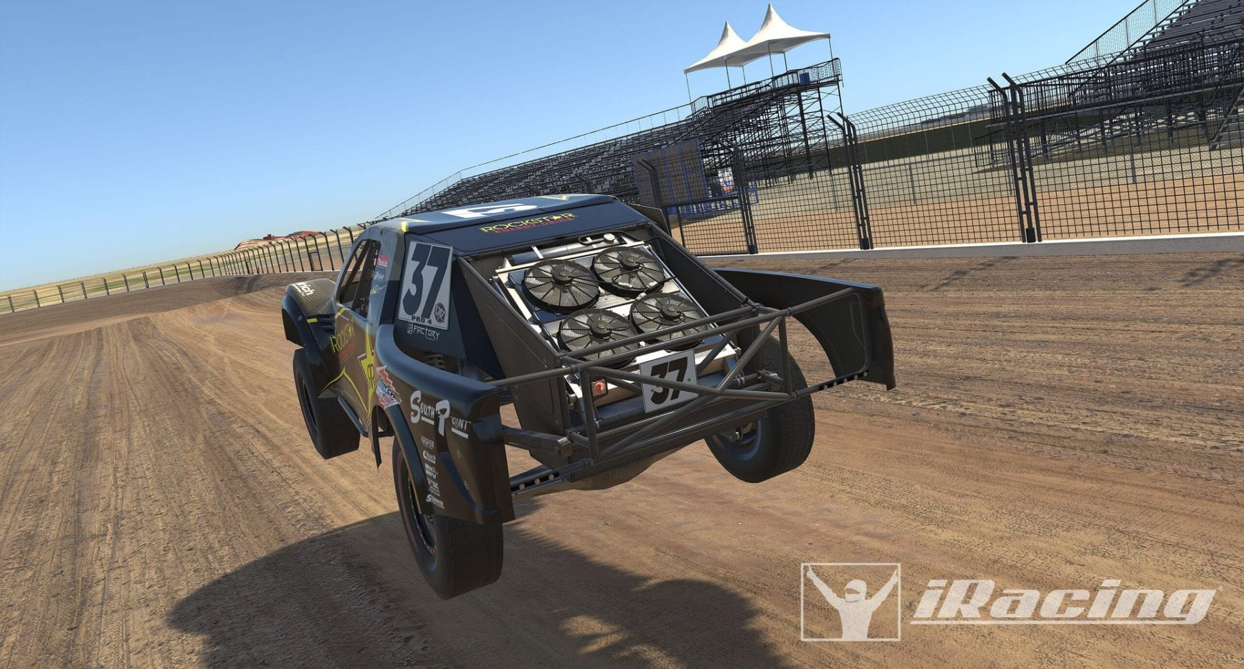 iracing trophy truck