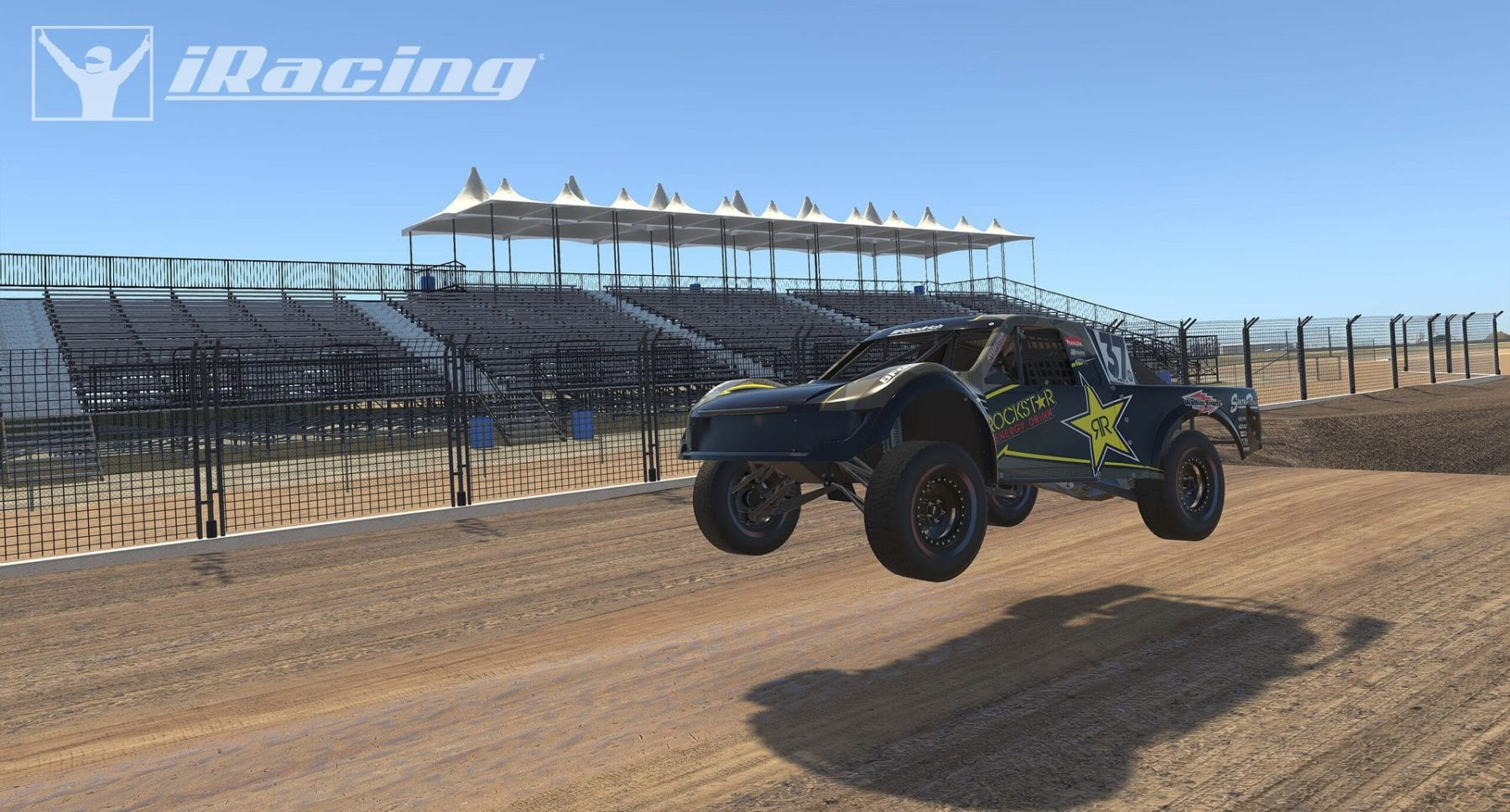 The Lucas Oil Off-Road Racing Series is Coming to iRacing