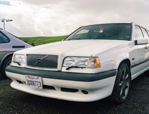 My Volvo 850R: Parts are in (mostly)