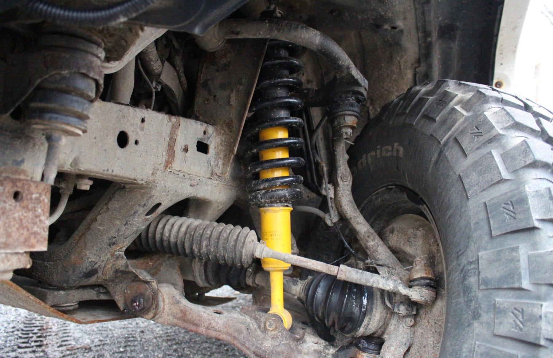 """Old Man Emu 3"""" suspension lift kit"""