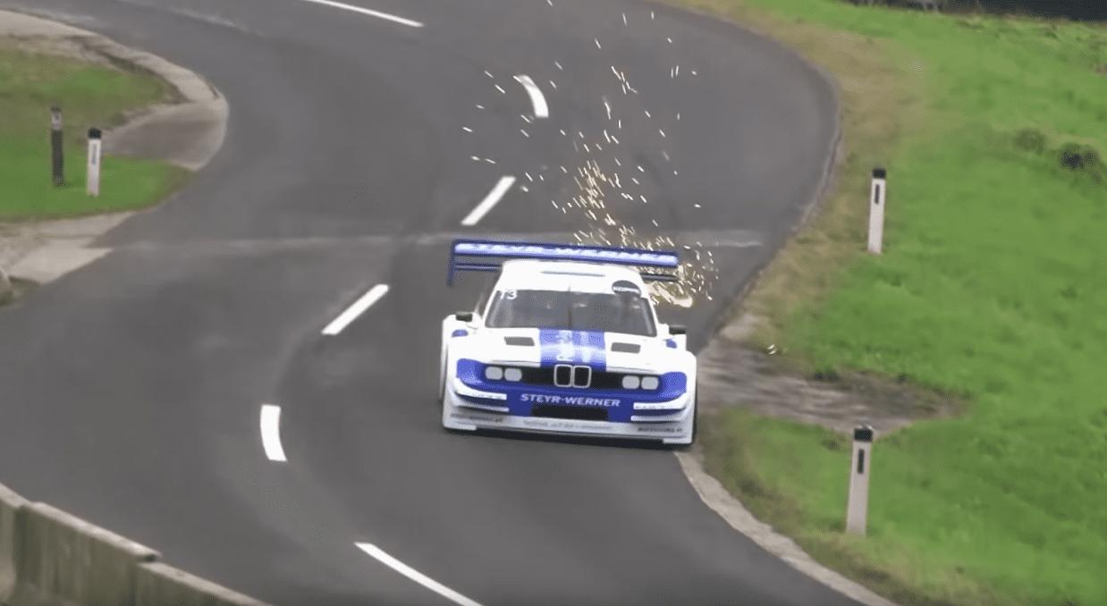 BMW E30 with IndyCar V8