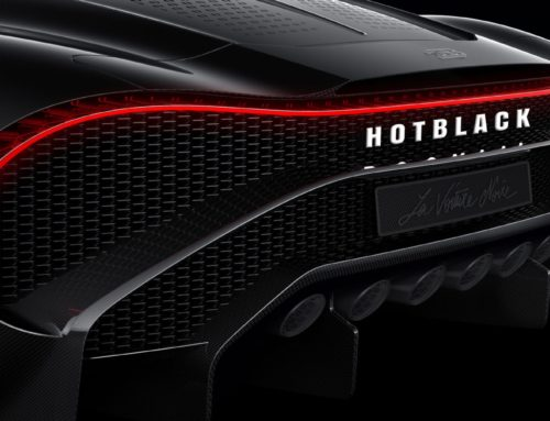 Bugatti have built a new car for Hotblack Desiato