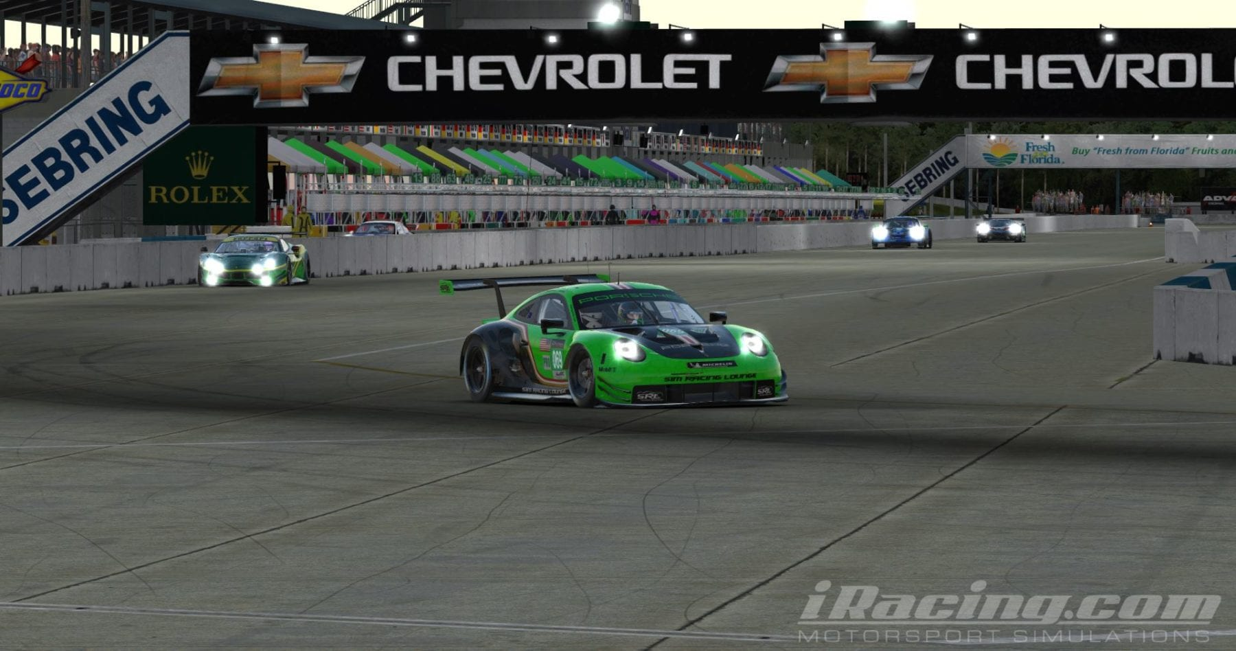 Iracing Digital Dash