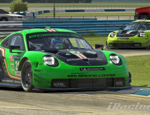 What It's Like to Do the 12 Hours of Sebring in iRacing – Part 1