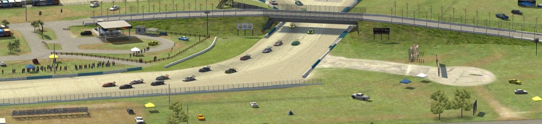 What It's Like to Do the 12 Hours of Sebring in iRacing - Part 1