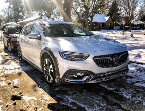 Buick Regal TourX: Affordable premium German wagon
