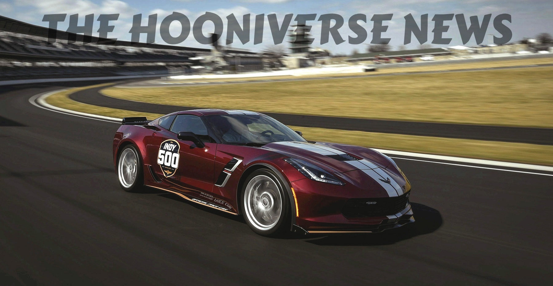 The 2019 Corvette Grand Sport will serve as the Official Pace Ca