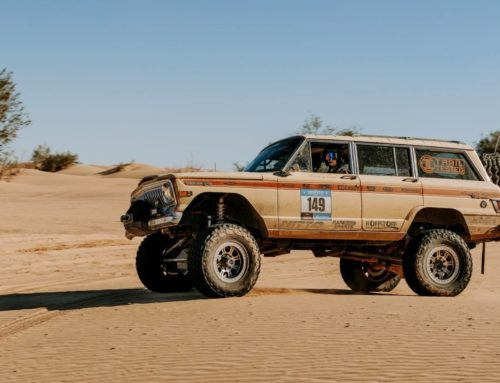 Buy this incredible Jeep Wagoneer and be the coolest person on the trail