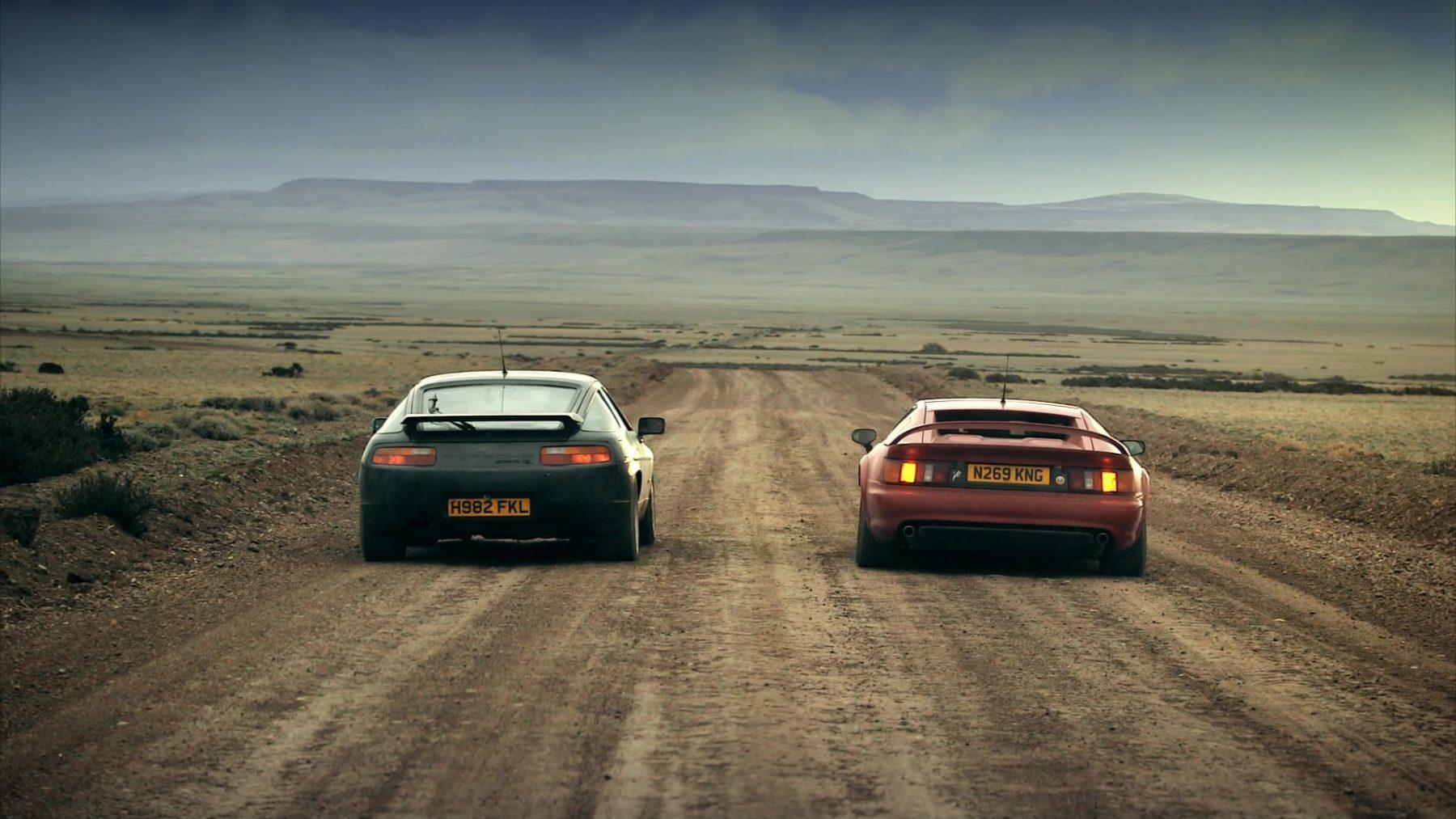 Top Gear Patagona Special