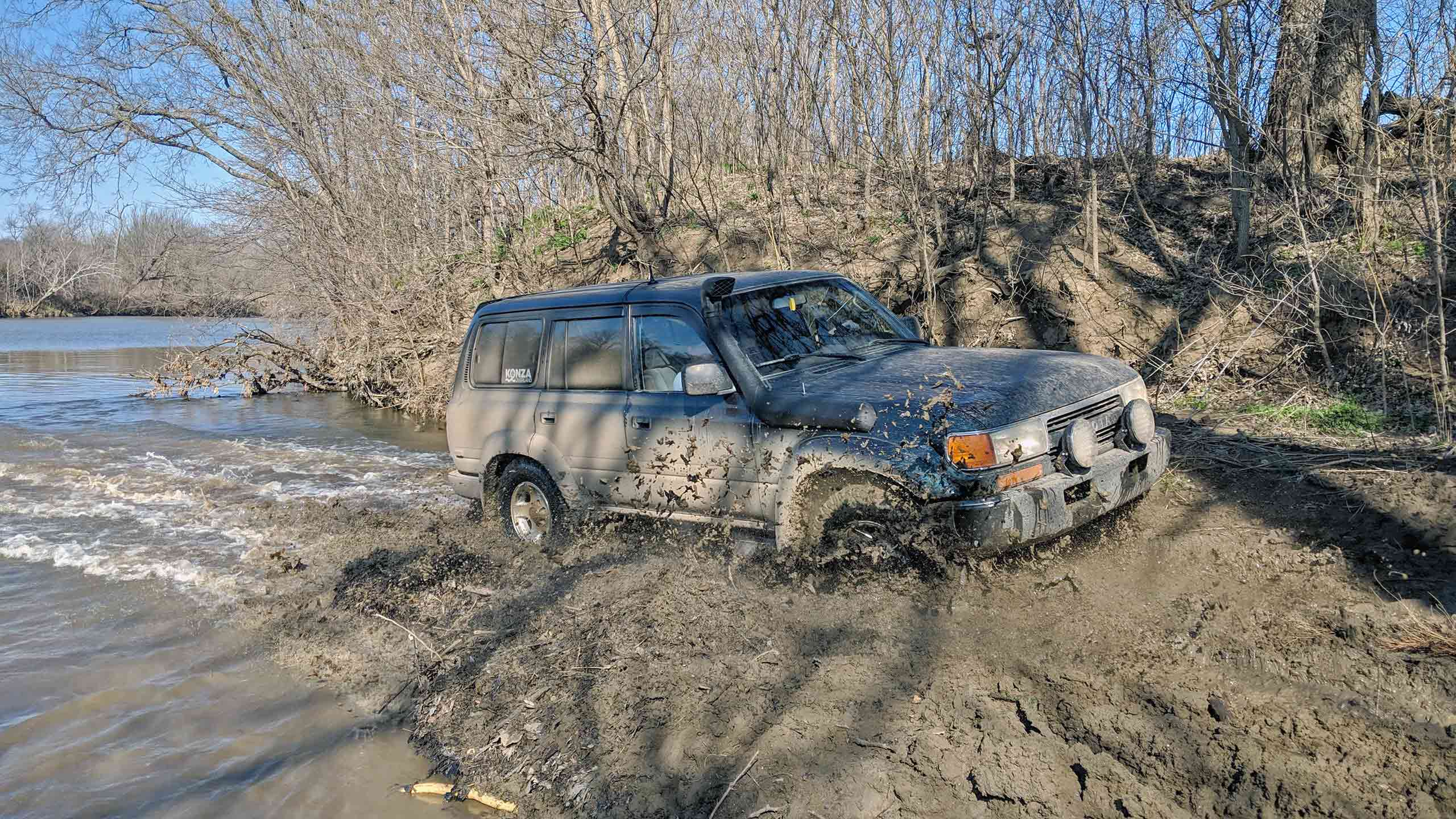1994 Toyota Land Cruiser - Flint Hills