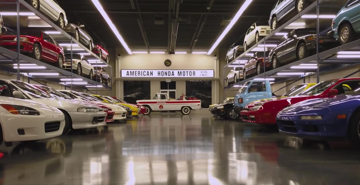 Peter Cunningham Honda Acura museum