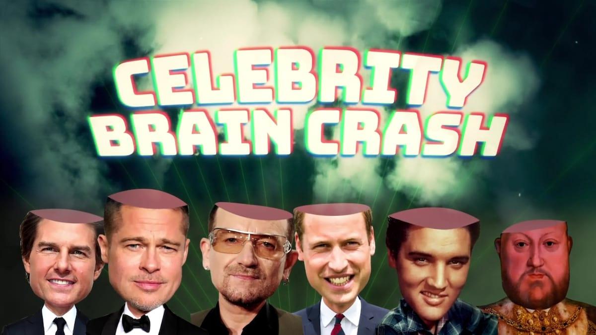Celebrity Brain Crash