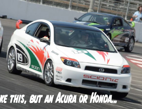 Hooniverse Asks: Should Acura revive the Long Beach GP celebrity race?