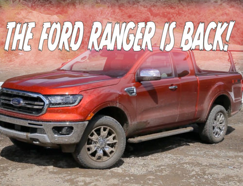 2019 Ford Ranger – Ready to take away some Tacoma marketshare?