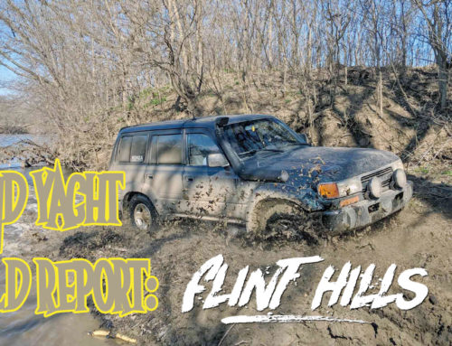 Land Yacht Field Report: Flint Hills