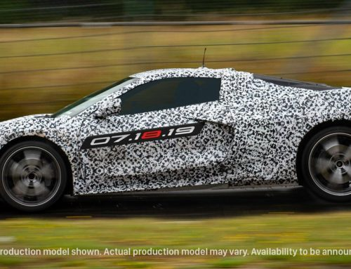 Last Call: The mid-engine C8 Corvette is almost here…