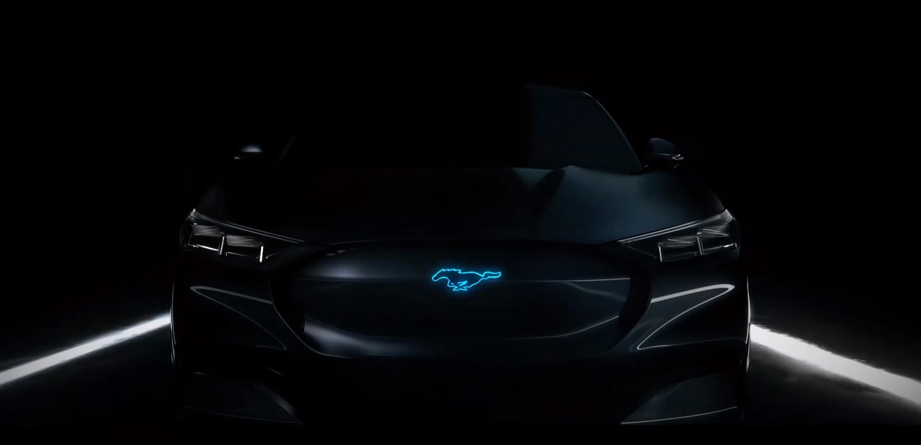 mustang ev crossover thing