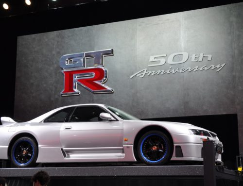 NYIAS 2019: All the Nissan GT-R and Z cars