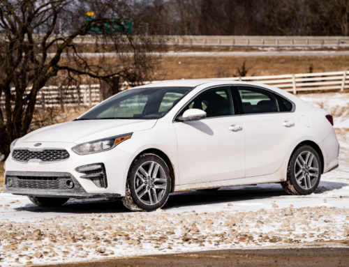 2019 Kia Forte EX: Where Cheap And Good Aren't Mutually Exclusive