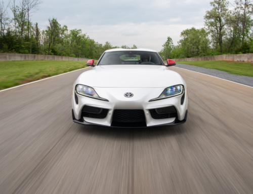 The first reviews of the Toyota Supra have arrived