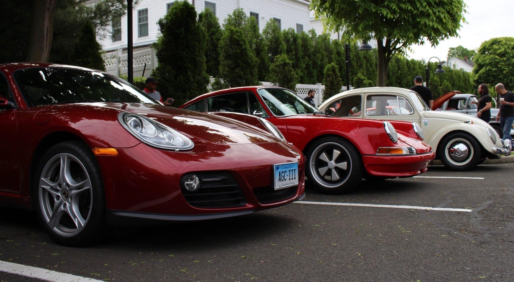 Porsche and VW