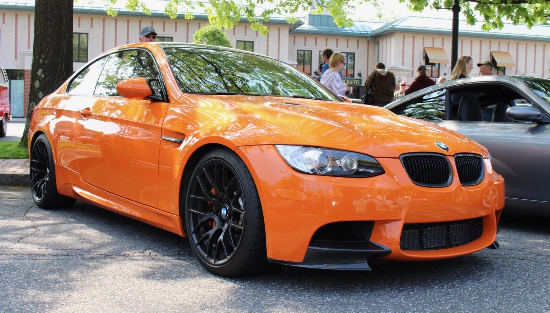 Lime Rock Park Edition BMW M3