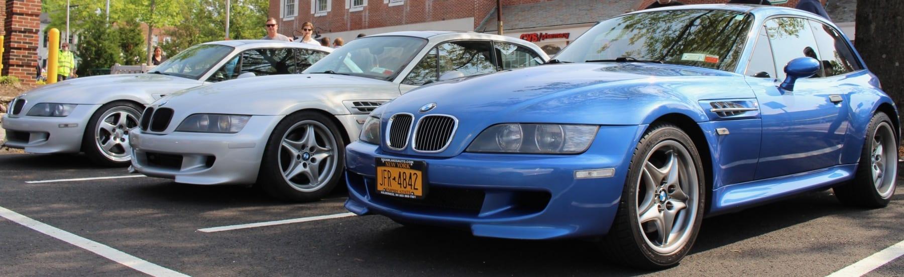 BMW Z3M Coupes