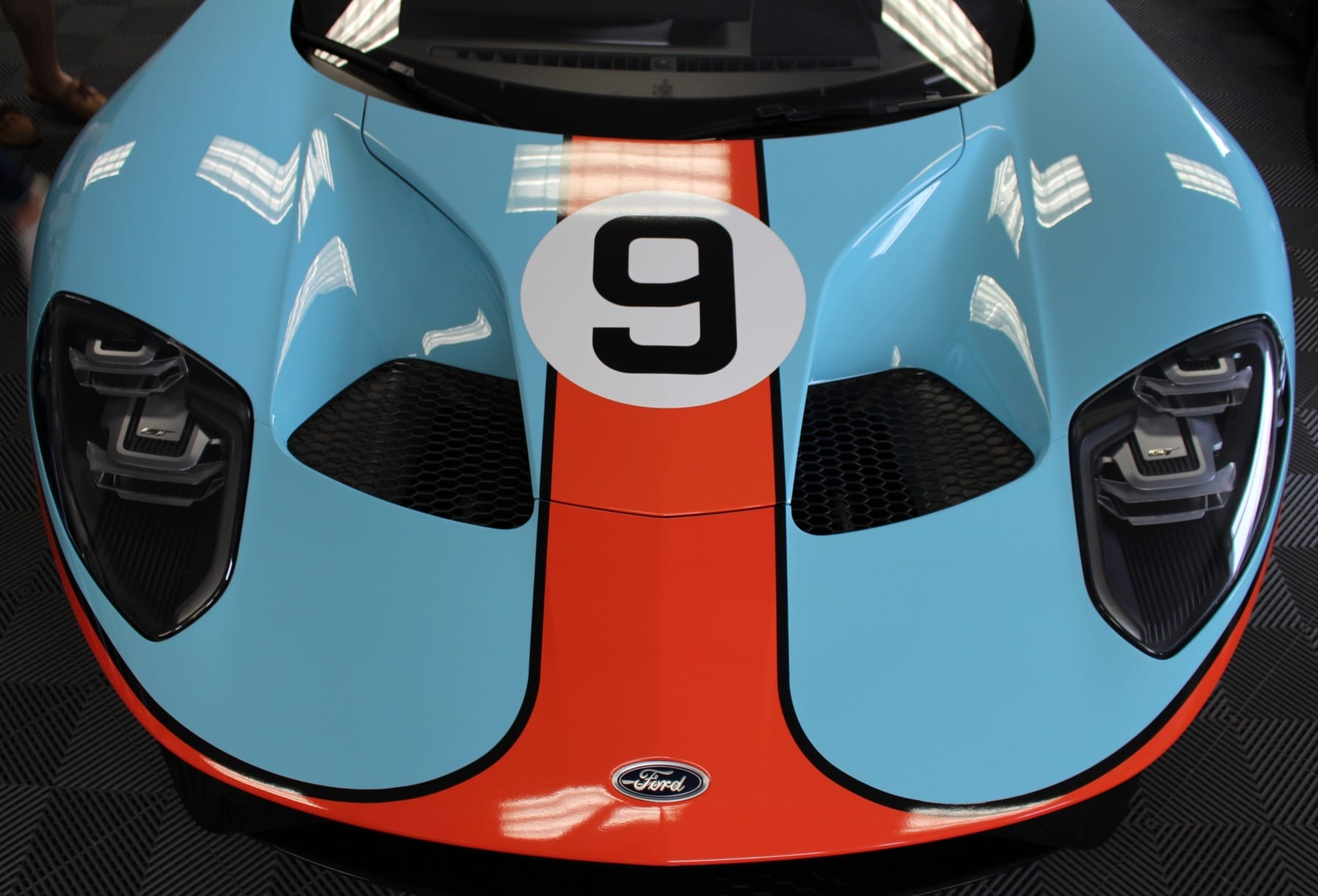 Gulf Livery Ford GT