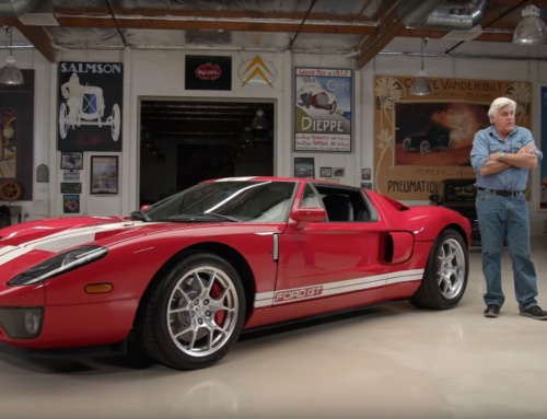 Learn How the 2005 Ford GT Was Designed From the Man Himself