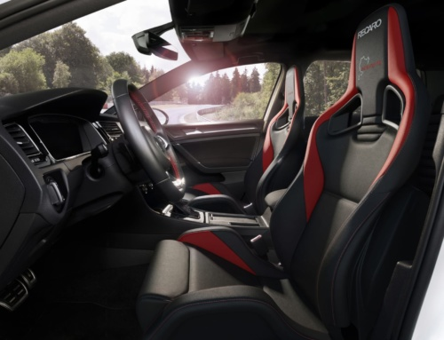 Recaro serves up a limited run of Nürburgring inspired seats