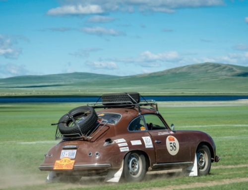 Last Call: Vintage rally cars are beautiful