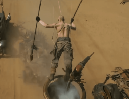 Last Call: Mad Max Fury Road minus the CGI is still bonkers