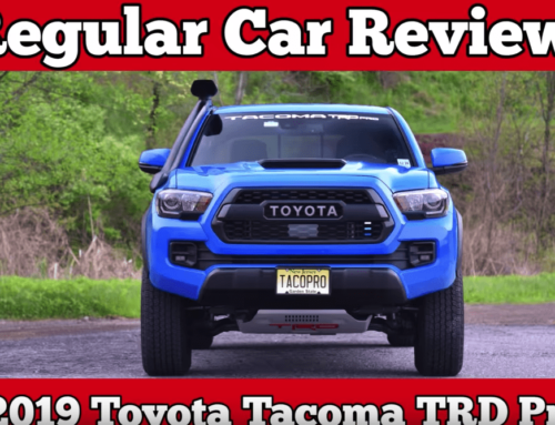 Regular Car Reviews nails the Toyota Tacoma TRD Pro