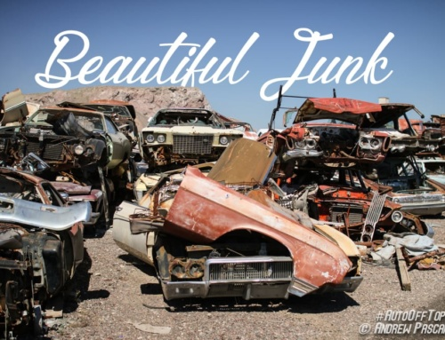 Desert Valley Auto Parts is home to beautiful junk