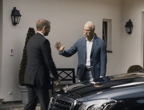 BMW wishes Dieter Zetsche a happy retirement