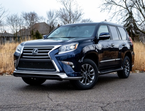 2019 Lexus GX 460: Hot Tub Time Machine