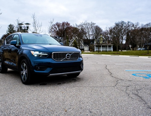 Volvo XC40: I Have Time For This One