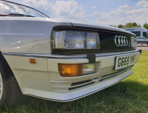 On heroes and their influence: Audi Ur Quattro
