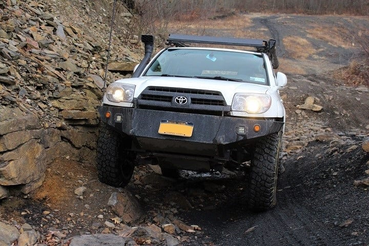 Stormtrooper 4Runner