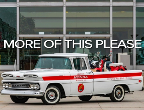 Hooniverse Asks: What other vintage automaker builds should be remade or restored?