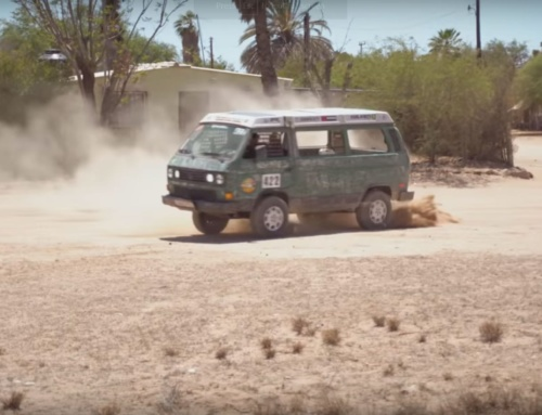 GoWesty runs NORRA Mexican 1000 in Vanagon