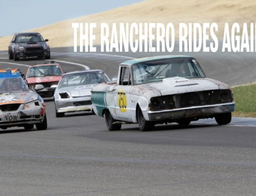 24 Hours of LeMons at Thunderhill: The Ranchero rides again