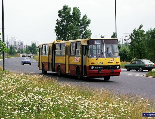 The not-so-sophisticated air conditioning system of Eastern Bloc's Ikarus buses