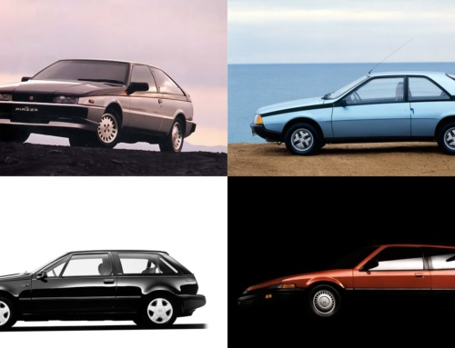 Online Comparo: Which of these '80s hatch-coupes is best?