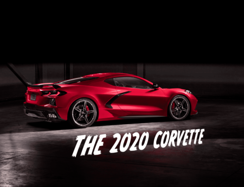 The 2020 Chevrolet Corvette: America's sports car; evolved